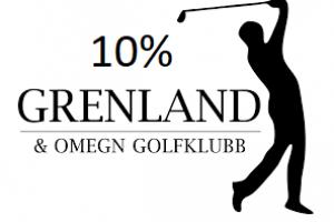 grenland golf tilbud 10%