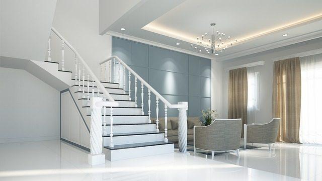 rengjøring trapper