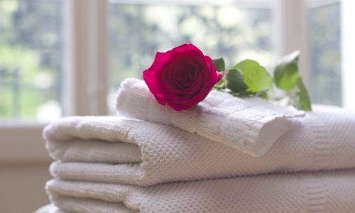 rene håndklær